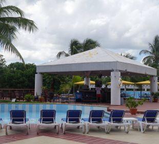 Blick Richtung Nachbarhotel Memories Miramar Habana
