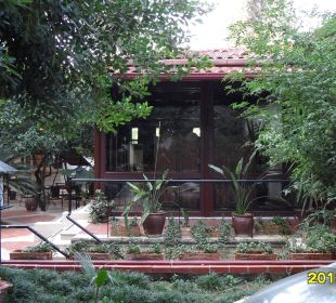 Garten Aspen Hotel