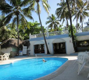 Hauptpool Hotel Tropical Clubs Cabarete