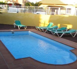 Unser kleiner Pool Brisas del Mar Villas