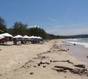 Hotelstrand The Ahimsa Beach