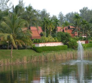 Villa 302 von der Lagune Hotel Banyan Tree Phuket