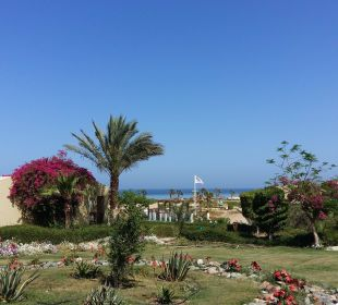 Superschöne Gartenanlage Three Corners Fayrouz Plaza Beach Resort
