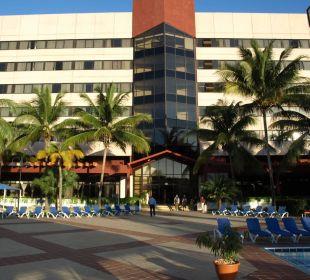 Hotel Poolseite Memories Miramar Habana
