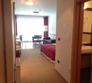 Korridor Hotel Schwarzschmied