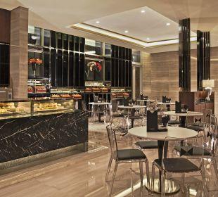 Tuxedo Cafe Carlton Hotel Singapore