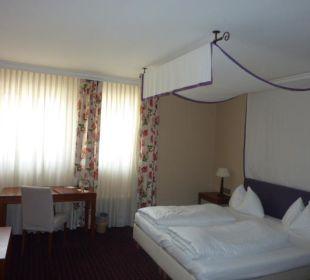 Himmelbett Zimmer 42 Altstadthotel und Residenz Wolf-Dietrich