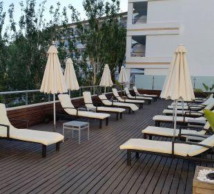 Sonnenterrasse JS Hotel Sol de Alcudia