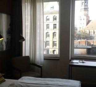 Comfortzimmer Fleetblick AMERON Hotel Speicherstadt Hamburg
