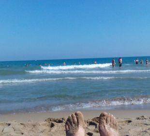 Strand vom Hotel Hotel King Minos Palace