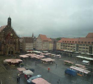 Zum Markt SORAT Hotel Saxx Nürnberg