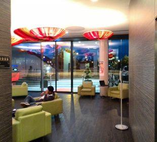 Lobby und Eingang
