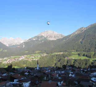 Ausblick von den zimmer 115 Hotel Bergkranz