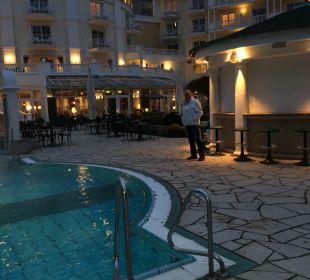 Gartenanlage Hotel Travel Charme Strandidyll