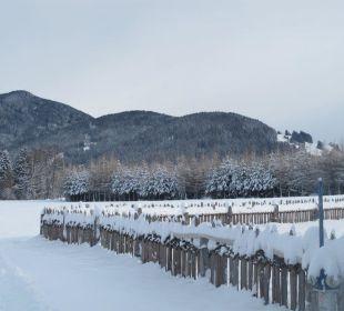 Der Schnee ist da Hotel Hubertushof