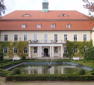 Ansicht vom Park Hotel Schloss Schweinsburg