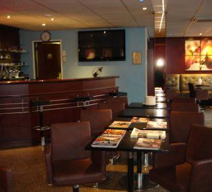 Bar und Frühstücksraum Timhotel Gare de l'Est