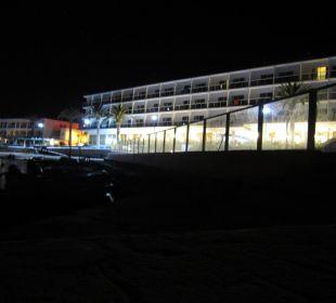 Simbad bei Nacht Hotel Simbad
