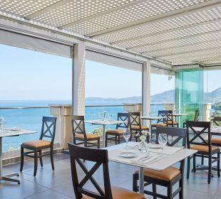 La Terrazza Hauptrestaurant Veranda MarBella Corfu Hotel