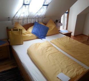Bett Gästehaus Kleinschuster