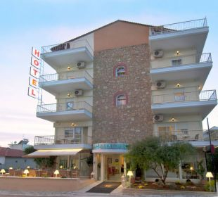 Exterior view Hotel Alkyonis