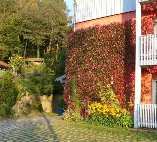 Herbststimmung Landhaus Korte