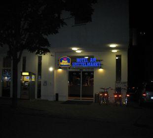 Abend in Berlin am Spittelmarkt Best Western Hotel am Spittelmarkt