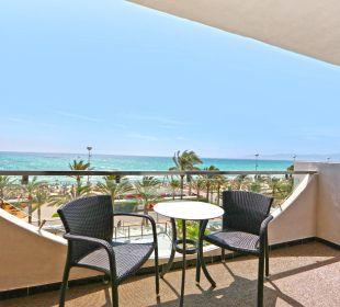 Junior Suite Meerblick Terrasse Hotel Playa Golf