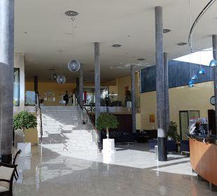 Lobby Hotel Las Costas