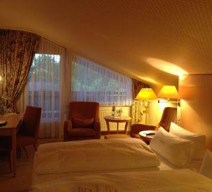 Doppelzimmer Romantik Hotel Bösehof