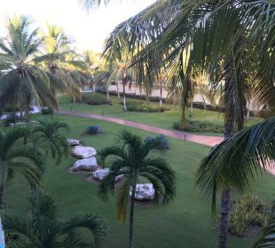 Vom Balkon aus Dreams La Romana Resort & Spa