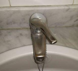 Bad, Wasserhahn