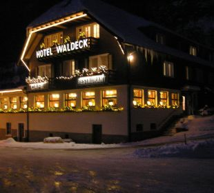 Weihnachten Hotel Waldeck
