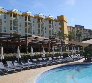 Pool mit Terrasse Hotel Viva Tropic