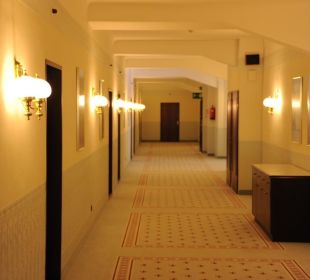 Flur Hotel Panhans