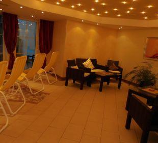 Saunabereich Hotel Alpen Royal