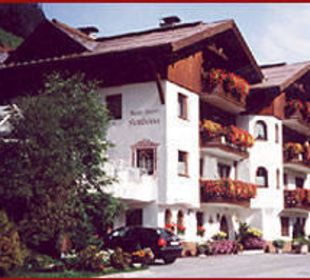 Sommer Außenansicht Hotel Garni Kardona