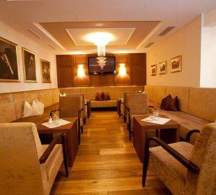 Unsere Raucherlounge Hotel Klausnerhof