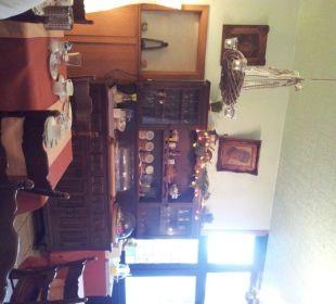 Frühstücksbuffet Hotel Haus Hillesheim