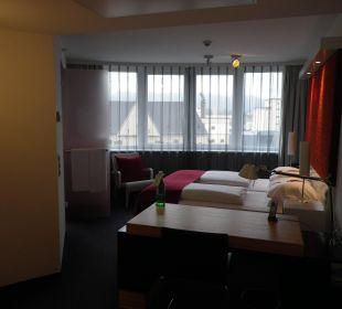 Blick ins Zimmer Hotel Holiday Inn Villach