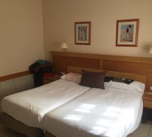 Schlafzimmer Dunas Suites&Villas Resort
