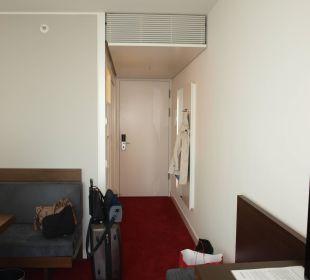 Eingangsbereich Empire Riverside Hotel Hamburg