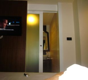 Zimmer mit Zugang zu Bad
