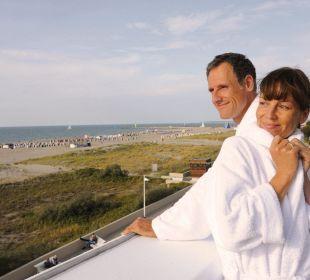 SPA Terrasse im Ostseehotel NEPTUN Hotel Neptun