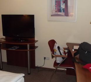 Fachbildschirm Globana Airport Hotel