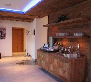 Wellnessbereich Tee-Bar Landgasthof Reitherwirt & Jagdhof Hubertus