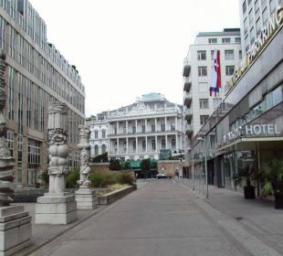 Entrance Hotel Am Parkring