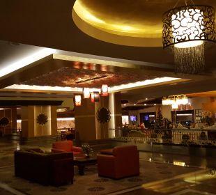 Hotel von innen Hotel Royal Dragon