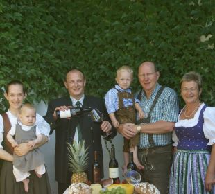 Familie Haberl Hotel Walkner