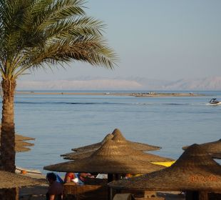 Blick Richtung Lagune Jaz Dahabeya